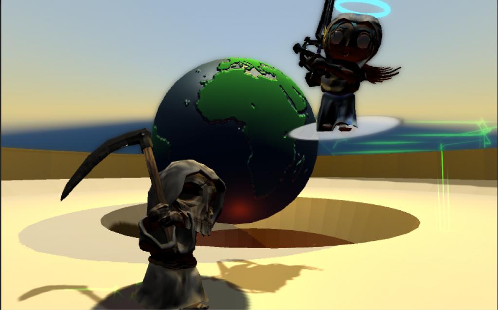 Super Globe Dash